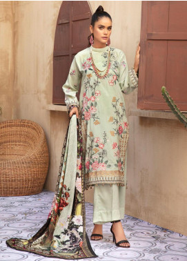 Khoobseerat by Shaista Embroidered Peach Unstitched 3 Piece Suit SHT20KB 419 - Winter Collection