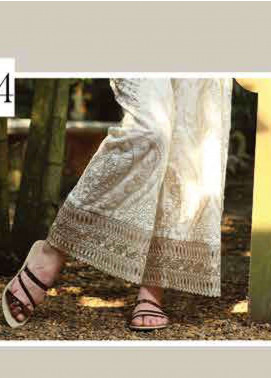 Komal By LSM Embroidered Cambric Unstitched Bottoms KOM19L KEP004
