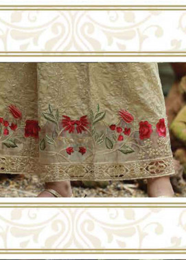 Komal By LSM Embroidered Cambric Unstitched Bottoms KOM19L KEP005