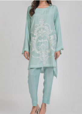 Kuli Jume Embroidered Silk Stitched 2 Piece Suit Ishq-e-Arsh