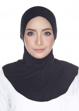 Chenta Qaseh  Viscose  Inner Neck HH Carra Inner 01 Black