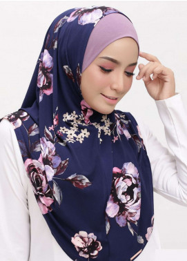Chenta Qaseh  Lycra  Scarves HH Chenta ADR 11 Purple