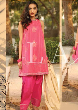 Lakhany Embroidered Jacquard Unstitched 3 Piece Suit LSM20H 29 - Spring / Summer Collection