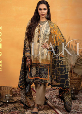 Komal Prints by Lakhany Printed Lawn Unstitched 3 Piece Suit LSM20KP 2081 - Summer Collection