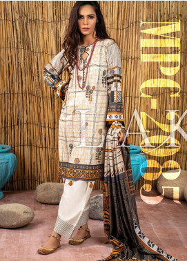 Komal Prints by Lakhany Printed Lawn Unstitched 3 Piece Suit LSM20KP 2085 - Summer Collection