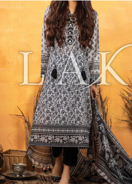 Komal Prints by Lakhany Printed Lawn Unstitched 3 Piece Suit LSM20KP 2086 - Summer Collection