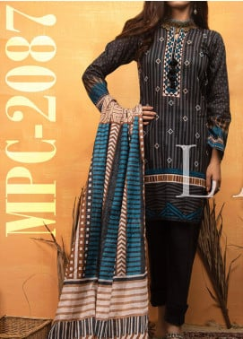 Komal Prints by Lakhany Printed Lawn Unstitched 3 Piece Suit LSM20KP 2087 - Summer Collection
