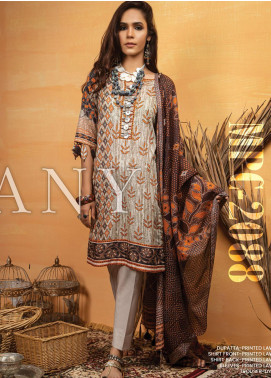 Komal Prints by Lakhany Printed Lawn Unstitched 3 Piece Suit LSM20KP 2088 - Summer Collection