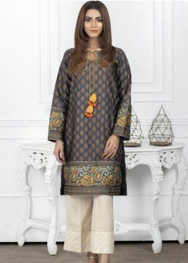 Lakhany Block Print Silk Stitched Kurtis LSM20BP LSM-2016