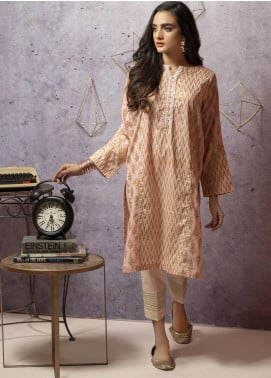 Lakhany Screen Printed Cambric Stitched Kurtis LSM20SP LSM-1653