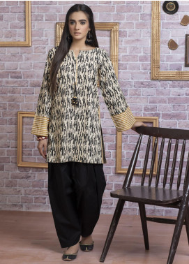 Lakhany Screen Printed Cambric Stitched Kurtis LSM20SP LSM-1686