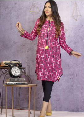 Lakhany Screen Printed Cambric Stitched Kurtis LSM20SP LSM-1800
