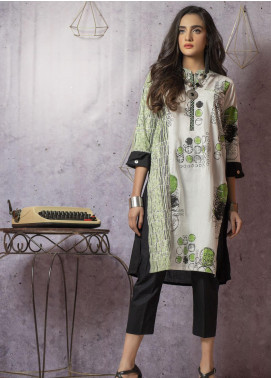 Lakhany Screen Printed Cambric Stitched Kurtis LSM20SP LSM-1836