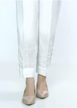 Lakhany Embroidered Cambric Stitched Trousers LSM20ET LSM-48