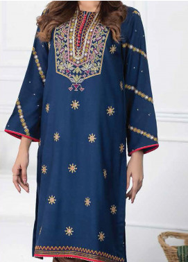 Lakhany Embroidered Viscose Unstitched Kurties LSM20WK 2096 - Winter Collection