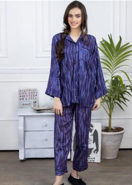 Cool Max Women 2 Piece Nightwear LSM20NW LSM-2034