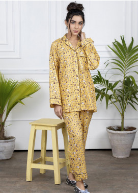 Cool Max 2 Piece for Women Nightwear LSM20NW LSM-2035