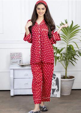 Cool Max Women 2 Piece Nightwear LSM20NW LSM-2038