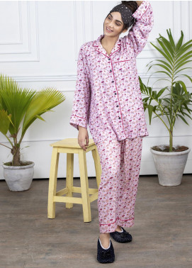 Cool Max 2 Piece for Women Nightwear LSM20NW LSM-2041