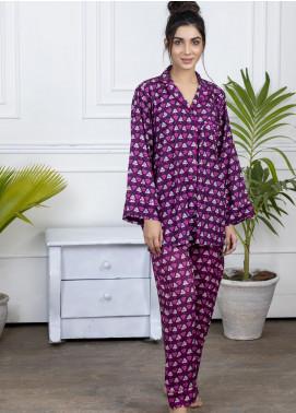 Cool Max Women 2 Piece Nightwear LSM20NW LSM-2042