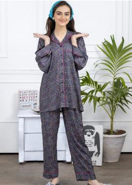 Cool Max Women 2 Piece Nightwear LSM21NW LSM-2045