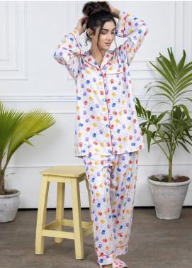 Cool Max Women 2 Piece Nightwear LSM21NW LSM-2047