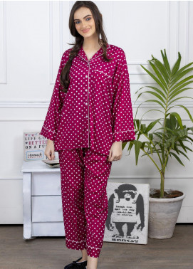 Cool Max 2 Piece for Women Nightwear LSM21NW LSM-2048