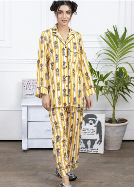Cool Max Women 2 Piece Nightwear LSM21NW LSM-2051