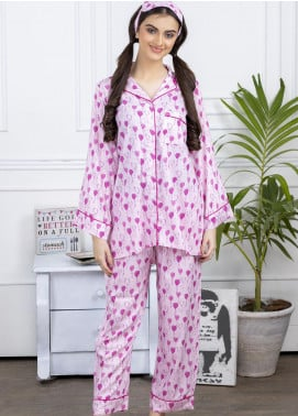 Cool Max 2 Piece for Women Nightwear LSM21NW LSM-2052