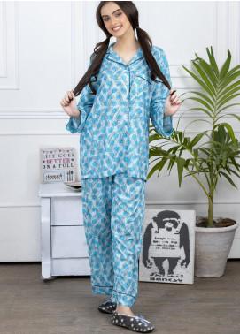 Cool Max Women 2 Piece Nightwear LSM21NW LSM-2053