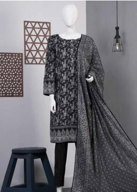 Lamha by Tarzz Printed Lawn Unstitched 3 Piece Suit TZ20BW L20-BW3-02 - Spring / Summer Collection