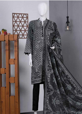 Lamha by Tarzz Printed Lawn Unstitched 3 Piece Suit TZ20BW L20-BW3-04 - Spring / Summer Collection