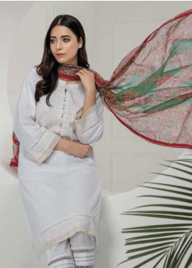 Lakhany Embroidered Chikankari Unstitched 3 Piece Suit LSM19CK 7004 - Mid Summer Collection