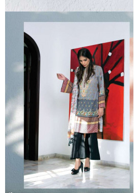 Sophia Sahar by LSM Embroidered Lawn Unstitched 3 Piece Suit LSS17E 202B