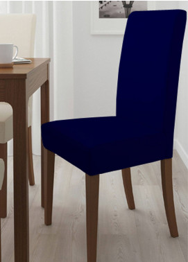 Maguari Textile Stretchable Jersey Plain Slip Chair Cover Mt983