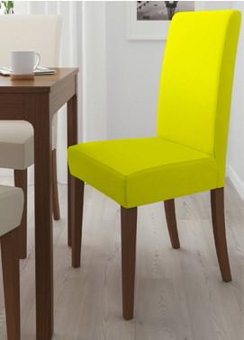 Maguari Textile Stretchable Jersey Plain Slip Chair Cover Mt985