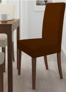 Maguari Textile Stretchable Jersey Plain Slip Chair Cover MT986