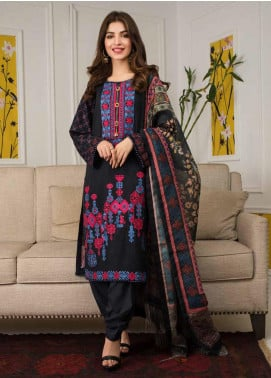 Mahnoor by Al Zohaib Embroidered Lawn Unstitched 3 Piece Suit M20AZ 7 - Spring / Summer Collection