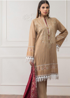 Mahrukh by ZS Textiles Embroidered Cambric Unstitched 3 Piece Suit ZS20MR 03 - Winter Collection