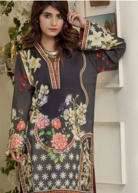 Maira Ahsan Printed Lawn Unstitched Kurties MAD19TC V14 01A - Mid Summer Collection