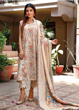 Malhar Printed Lawn Unstitched 3 Piece Suit ML20D 232-A - Spring / Summer Collection