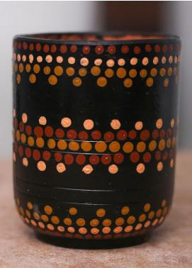 Mandala Art by K Antique  Pen Holder  MNA20 M-1 - Home & Decor Art Collection