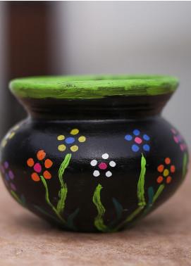 Mandala Art by K Antique  Matki  MNA20 M-11 - Home & Decor Art Collection