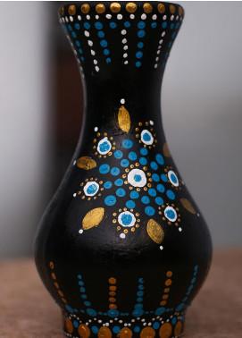 Mandala Art by K Antique  Vase  MNA20 M-12 - Home & Decor Art Collection