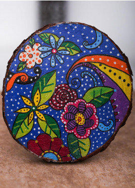 Mandala Art by K Antique  Key Holder  MNA20 M-19 - Home & Decor Art Collection