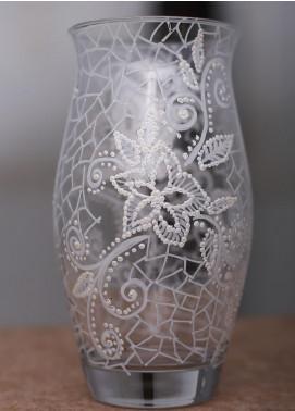 Mandala Art by K Antique  Vase  MNA20 M-4 - Home & Decor Art Collection