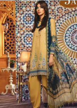 Maria B Embroidered Karandi Unstitched 2 Piece Suit MBP19WE 705 A - Winter Collection