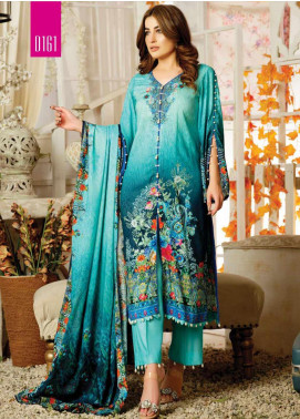 Maria by Five Star Printed Lawn Unstitched 3 Piece Suit FS20M 161 - Summer Collection
