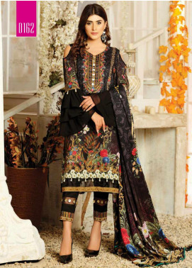 Maria by Five Star Printed Lawn Unstitched 3 Piece Suit FS20M 162 - Summer Collection