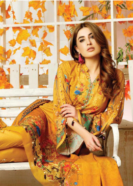 Maria by Five Star Printed Lawn Unstitched 3 Piece Suit FS20M 164 - Summer Collection